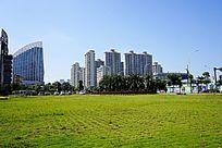 广场绿化建筑
