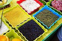 五谷杂粮材料