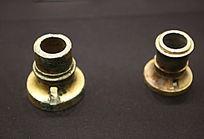 西汉时期海昏侯文物展青铜车饰