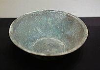 西汉时期海昏侯文物展青铜盆