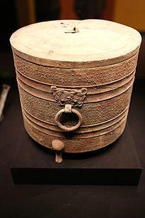 西汉时期海昏侯文物展青铜尊
