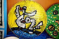 儿童艺术绘画