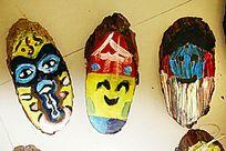 儿童艺术装饰画