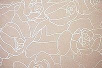 花纹背景墙纸