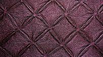 紫色方格皮纹