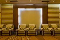 布艺沙发小会议室