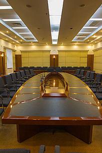 船型会议室