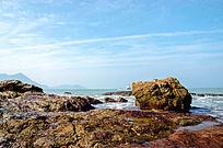 鹿嘴山庄海边风景