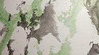 水墨石墙纸