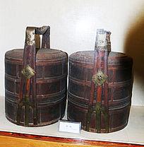 竹制品套篮