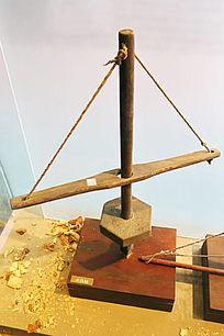 传统木匠工具木压钻