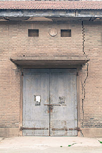 老厂区厂房门