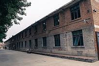 老厂区厂房砖房