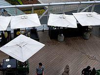 上海国金中心屋顶餐厅