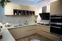 厨房样板房