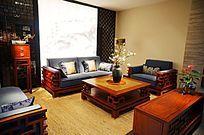 典雅的中式客厅