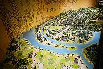 古代地理区域模型