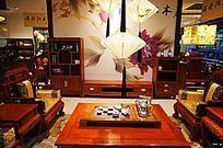 古典式客厅家具