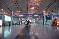 机场候机厅登机口