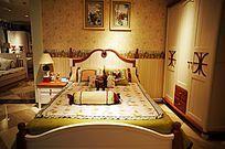 美式卧室样板屋