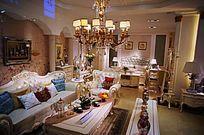 欧式风格起居室