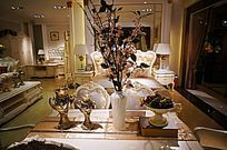 欧式桌椅床具