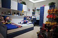卧室兼书房