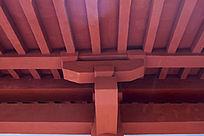 木结构屋檐