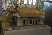 山西禹城建筑模型