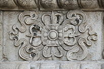 五塔寺石刻佛教图案
