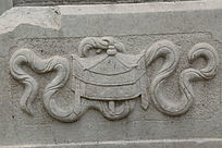 五塔寺石刻浮雕礼盒绶带