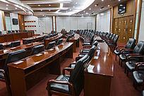 弧形会议室