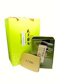太平猴魁一斤装包装盒产品图