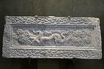 五塔寺石刻独龙花纹石雕