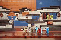 歌剧《马可波罗》舞台造型