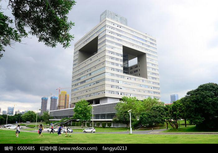 深圳大学科技楼图片