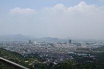 温州瓯海城市风景