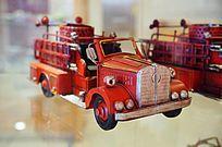 机动型消防吉普车