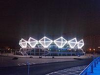 体育馆之夜