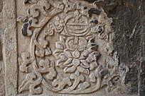五塔寺石刻佛教图案浮雕