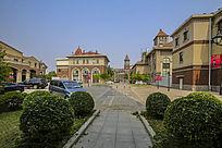 唐山南湖美食城