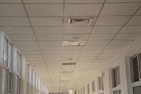 医院走廊天花板