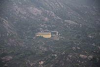 大罗山上的房子
