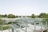 水上玻璃桥