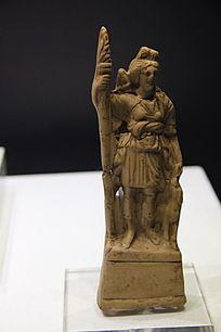 月亮女神狄安娜小型雕像