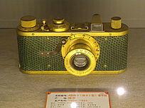 镀金莱卡135相机