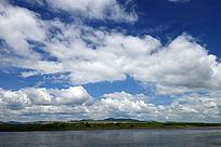 额尔古纳河风景