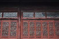 仿古窗户镂空雕花框