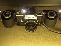 尼康自动卷片单反相机