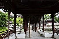 中式设计过道走廊